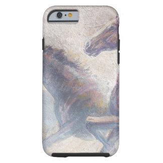 Hästar i Stampede Tough iPhone 6 Skal