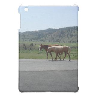 Hästar iPad Mini Mobil Fodral