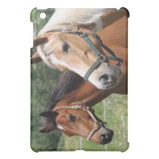 Hästar iPad Mini Mobil Skal