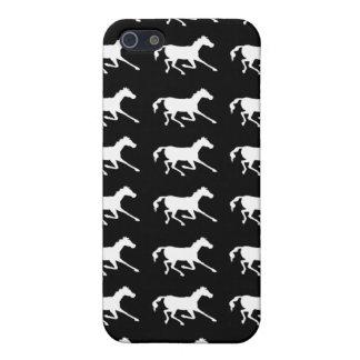 hästar iPhone 5 cases