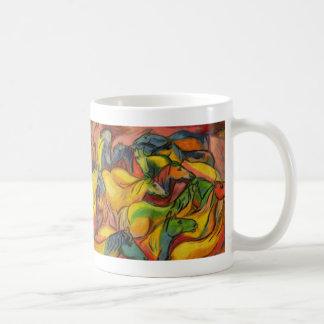Hästar Kaffemugg