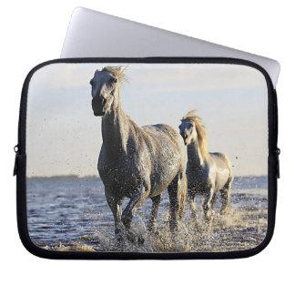 Hästar Laptop Fodral