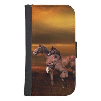 Hästar Plånbok För Mobilen