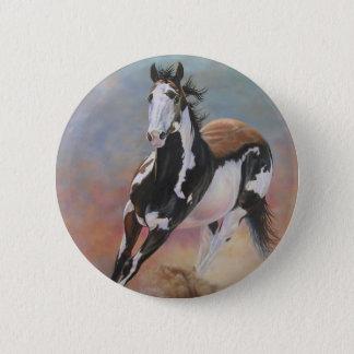 hästen knäppas standard knapp rund 5.7 cm