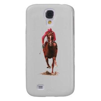 Hästen och jockeyen galaxy s4 fodral