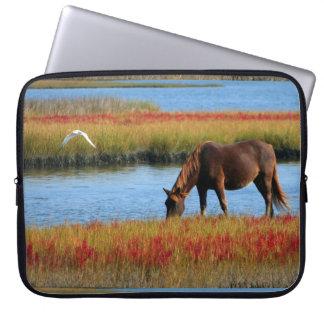 Hästen på Neoprenelaptop sleeve 15 flytta sig