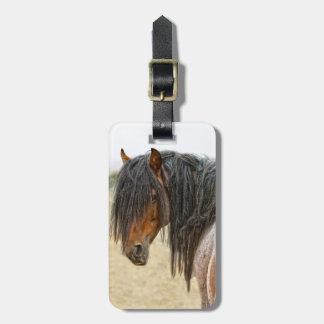 HästMane Bagagebricka
