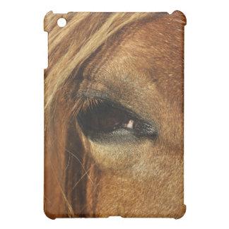 Hästögafoto iPad Mini Fodral