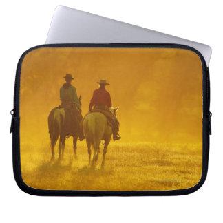 Hästryggryttare 10 laptop sleeve