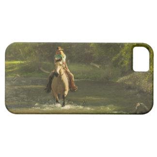 Hästryggryttare 17 iPhone 5 Case-Mate fodral