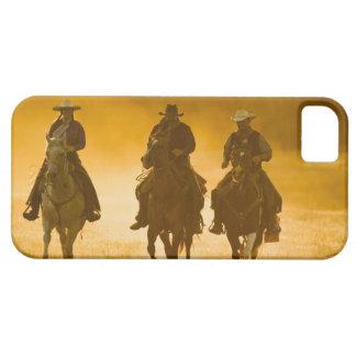 Hästryggryttare 4 iPhone 5 Case-Mate fodral