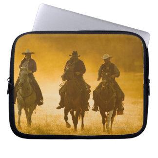 Hästryggryttare 4 laptop fodral