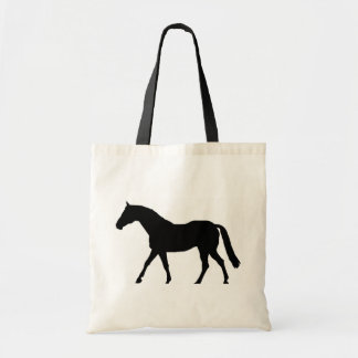HästSilhouette Tygkasse
