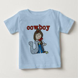 HästskoCowboyTshirts och gåvor Tee Shirts