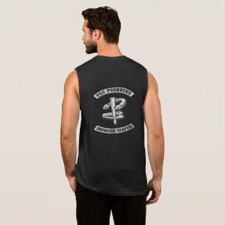 Hästskor som kastar Sleeveless T Sleeveless T-shirt