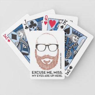 Hata inte spelare Nor game.en Spelkort