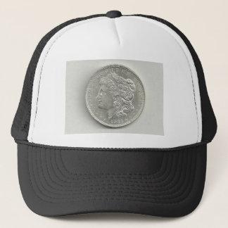 Hatt 1921 för Morgan silverdollar Keps