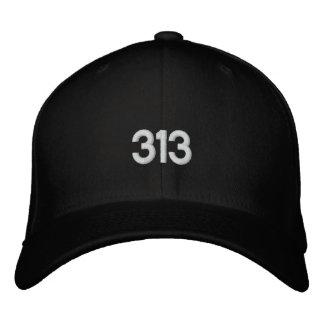 Hatt 313 broderad keps