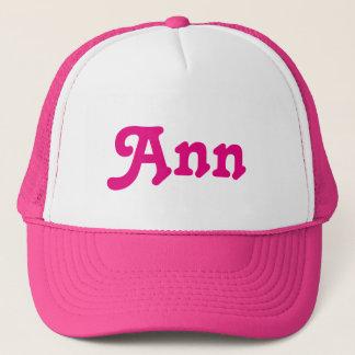Hatt Ann Truckerkeps