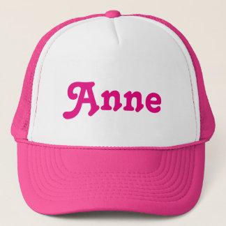 Hatt Anne Keps