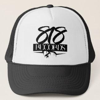 Hatt för 818 rekord keps