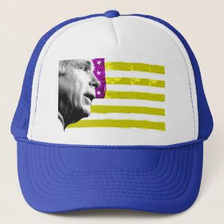 Hatt för flagga för McCain popkonst Keps