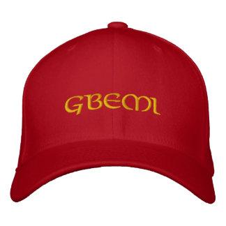 Hatt för Ghana gbemihumor Broderad Keps