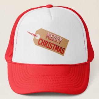 Hatt för god julgåvamärkre truckerkeps