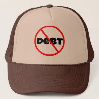 """Hatt """"för ingen skuld"""" keps"""