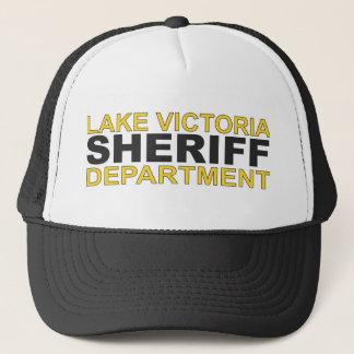 Hatt för Lake Victoria sheriffavdelning Truckerkeps