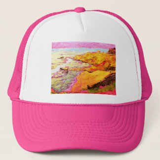hatt för strand för laguna strandcove truckerkeps