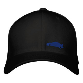 Hatt för Subaru Wrx bilsilhouette Broderad Keps