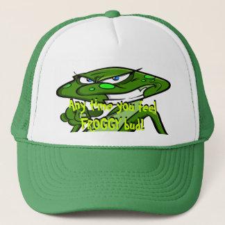 hatt/froggy keps