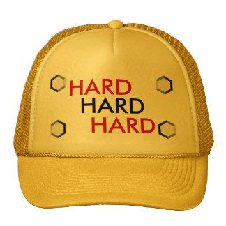 Hatt - hårt keps