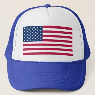 Hatt med flagga av USA Keps