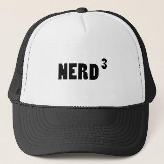Hatt Nerd3 Truckerkeps
