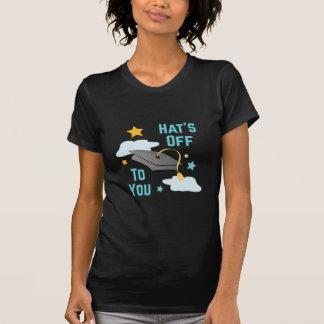 Hattar av till dig tee shirt