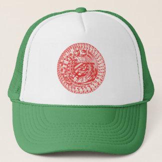 Hattar för god julbollcandy cane truckerkeps