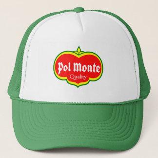 Hatten från Pol Monte Truckerkeps