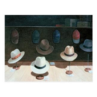 Hatten shoppar 1990 vykort