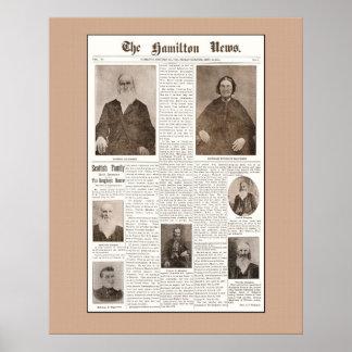 Haughey möte 1904 poster