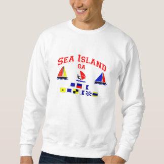 Hav Island-GA. Långärmad Tröja