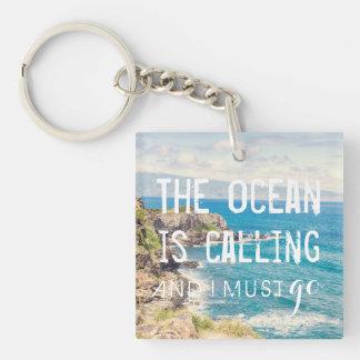 Hav kallar - Maui kusten | Keychain