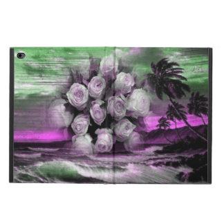 Hav och ro i lilor powis iPad air 2 skal