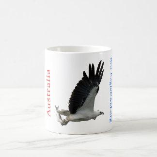 Hav-Örn med fiskmuggen Kaffemugg