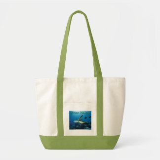 hav-sköldpadda havblått… kasse