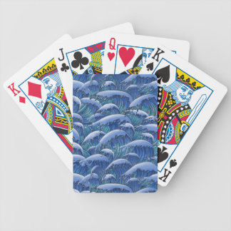 Hav vinkar spelkort