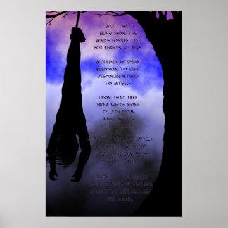 Havamal Poster