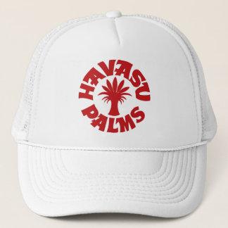 Havasu gömma i handflatan den röda hatten - truckerkeps