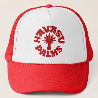 Havasu gömma i handflatan Drk den röda logotyphatt Keps